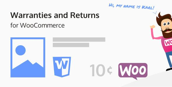 Warranties and Returns for WooCommerce v4.1.4