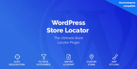 WordPress Store Locator v1.8.4