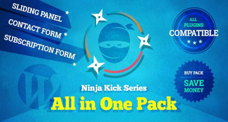Ninja Kick Series v1.3 - All in One Pack