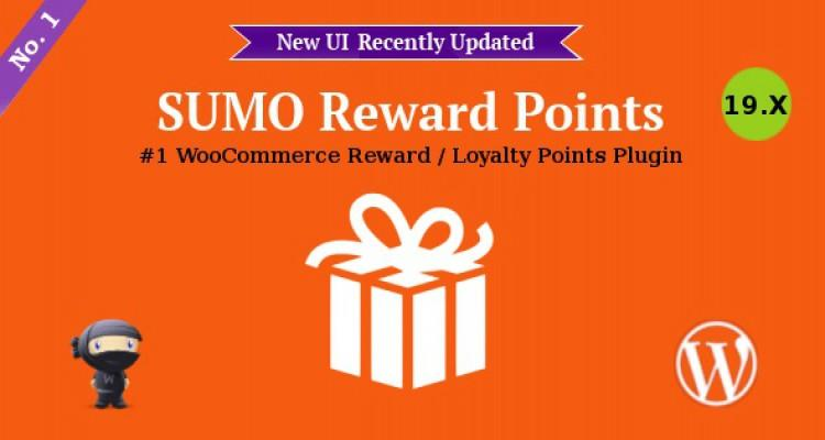 SUMO Reward Points v20.0 - WooCommerce Reward System