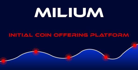 milium-initial-coin-offering-ico-script/