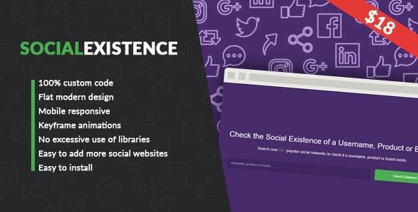 Social Existence v1.0