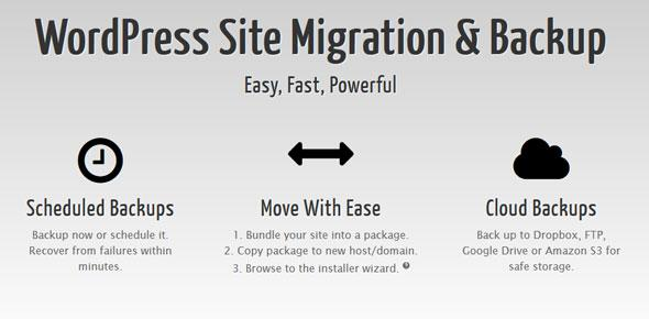 Duplicator Pro v3.7.9.1 - WordPress Site Migration & BackUp