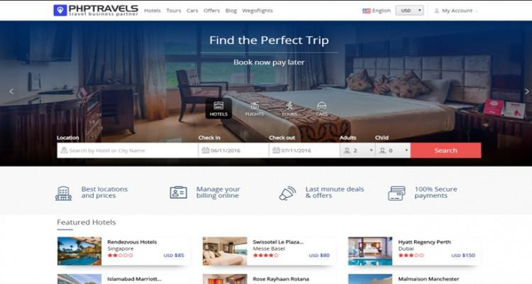 Php Travels V6.0 Nulled