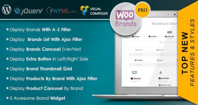 WooCommerce Brands v4.3.5