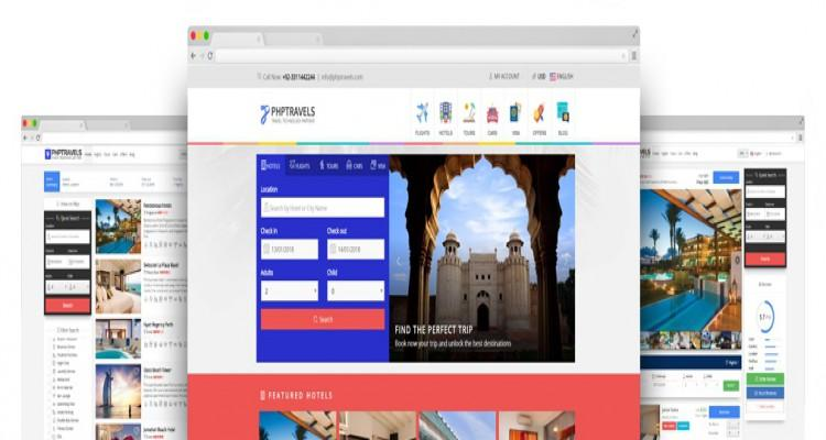 PHPTravels V6.3 Nulled