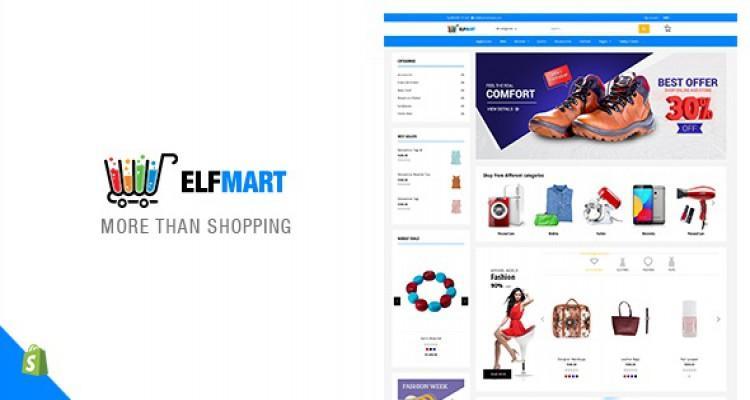 Elfmart - Multipurpose Shopify Theme