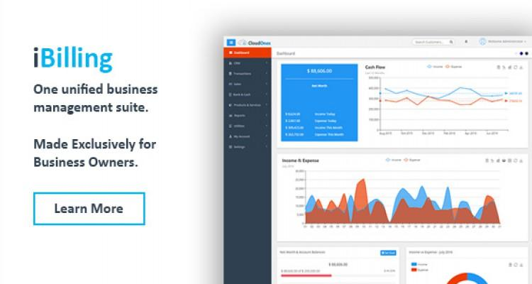 iBilling v4.5.6.0 – CRM, Accounting and Billing Software (Nulled)