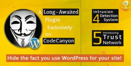 Hide My WP v5.6 - Amazing Security Plugin for WordPress!