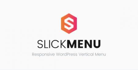 Slick Menu v1.1.0 - Responsive WordPress Vertical Menu