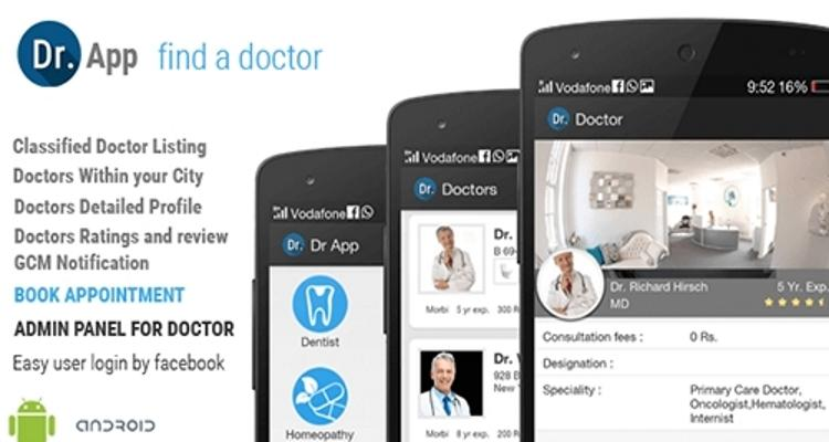Doctor App - Find Best Doctor