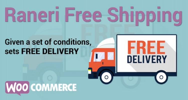 Conditional Free Shipping v1.4.8 - WooCommerce Plugin