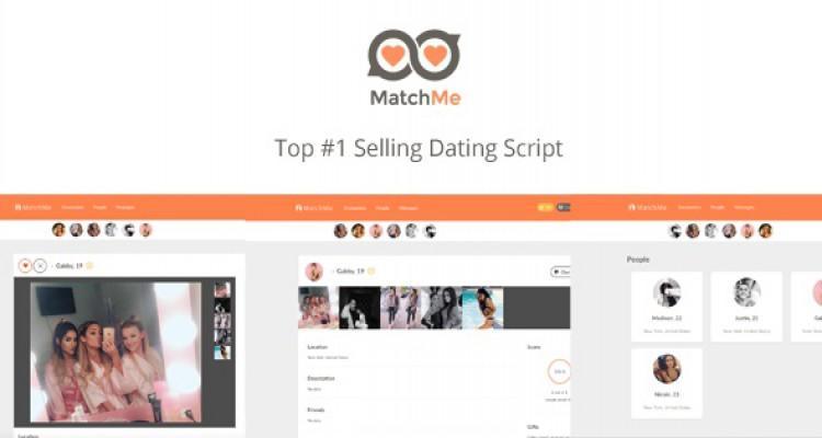 MatchMe v3.2 - Complete Dating Script