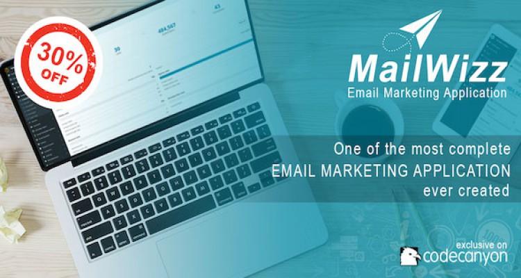 MailWizz v1.4.3 - Email Marketing Application