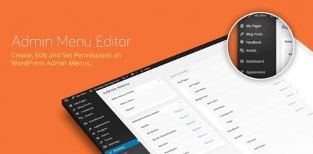 Admin Menu Editor Pro v2.10.1
