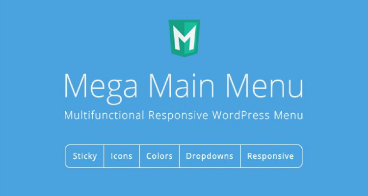 Mega Main Menu v2.1.7 - WordPress Menu Plugin