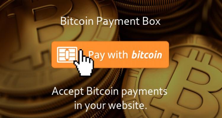 Bitcoin Payment Box