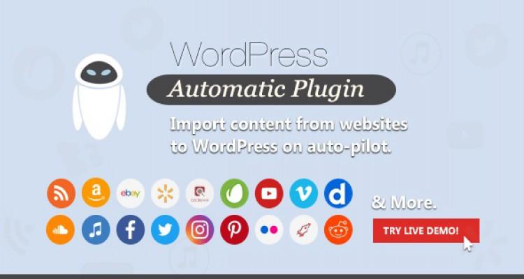 Wordpress Automatic Plugin v3.37.1