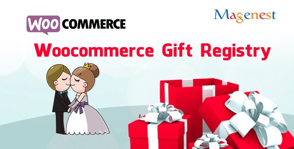 Woocommerce Gift Registry v2.5