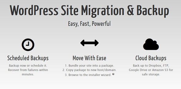 Duplicator Pro v3.7.8 - WordPress Site Migration & BackUp