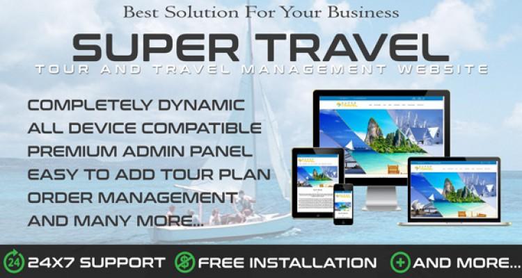 Travo - Travel Agency & Tourism Management