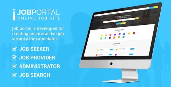 Job Portal v3.5