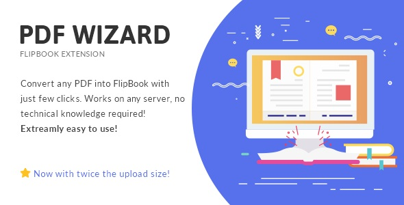 PDF To FlipBook Extension v3.0.3