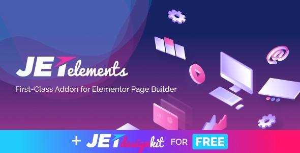 JetElements v1.14.6 - Addon for Elementor Page Builder