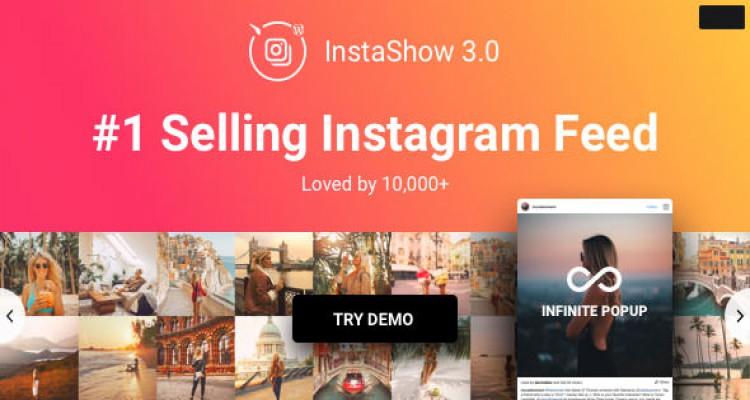 Instagram Feed v3.2.3 - WordPress Gallery for Instagram