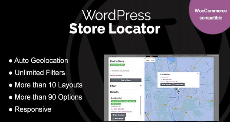 WordPress Store Locator v1.7.2