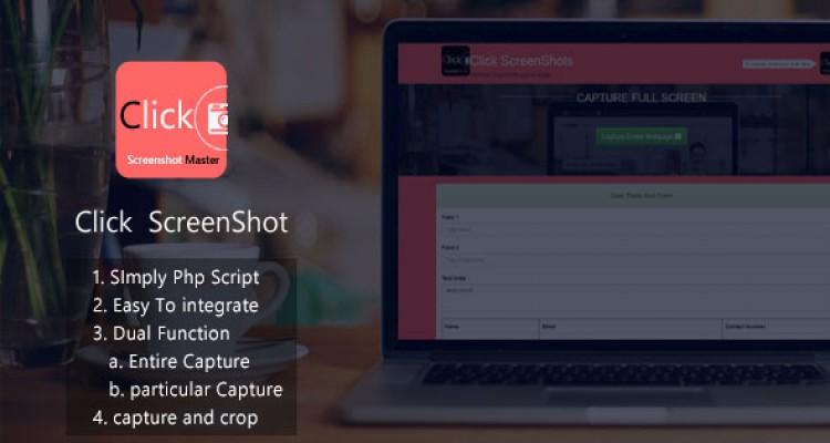 Click - Screenshots master