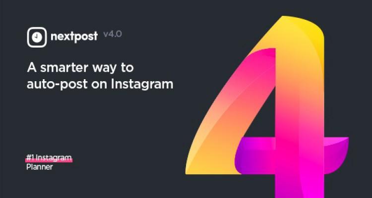 Instagram Auto Post & Scheduler - Nextpost Instagram v4.0.1