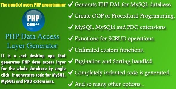 235416-php-dal-generator/