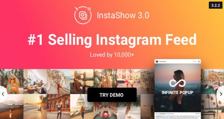 Instagram Feed v3.2.2 - WordPress Gallery for Instagram