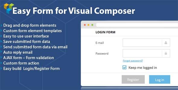 DHVC Form v2.2.0 - Wordpress Form for Visual Composer