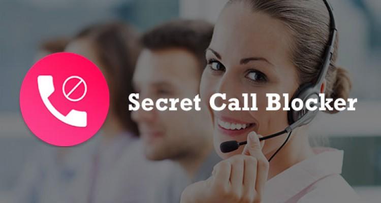 Secret Call Blocker + AdMob Android App + Easy Editing