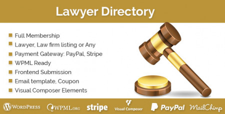 Lawyer Directory v1.2.1