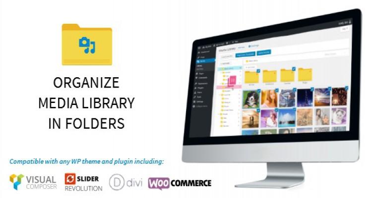 WP Media File Manager - WordPress Media Library Folders/Categories Upload Plugi
